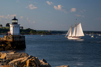 Bug Light, South Portland, Maine, August 24, 2014