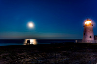 Moonlight and Romance, Pemaquid Point