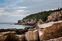 Ocean Drive, Acadia NP, Maine, July 7, 2013