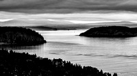 Dawn at Porcupine Islands, Frenchman's Bay, Acadia NP, July 8, 2013