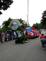 Fourth of July Parade - Whitefield, ME