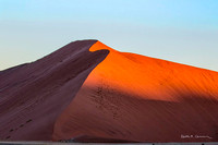 Big Daddy sand dune at Sossusvlei