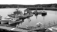 Fishing and lobster boats