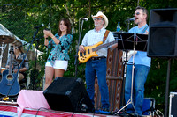 Country music at North Nobleboro Day