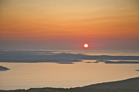 Sunrise from Cadillac Mountain - part 2